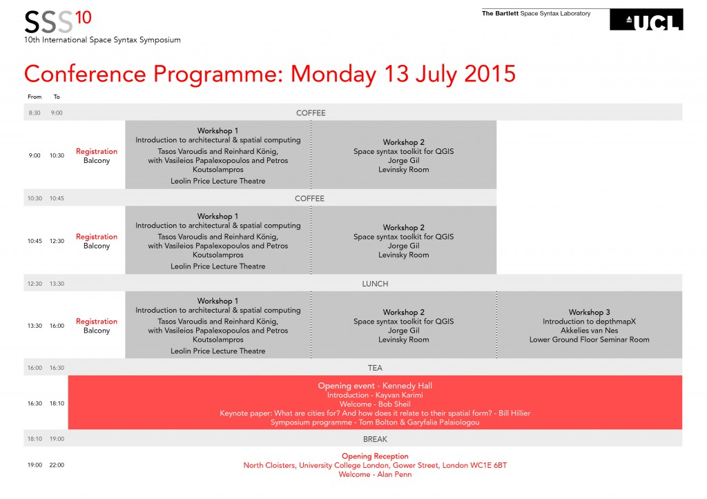 SSS10_Conference Programme
